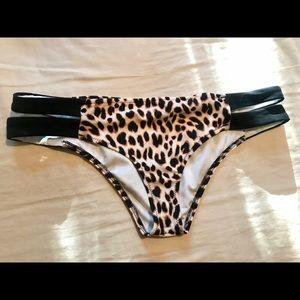 Victoria's Secret Swim - Leopard Print Bikini